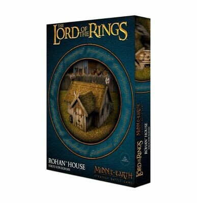 Haus von Rohan - Lord of the Rings - Games Workshop