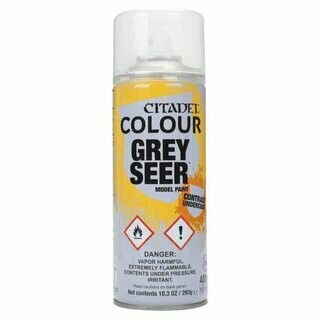 GREY SEER SPRAY 400ML (GLOBAL) Farbspray - Citadel - Games Workshop
