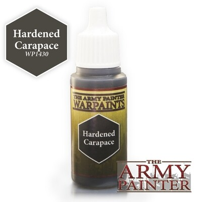 Hardened Carapace Warpaints   - Army Painter Warpaints