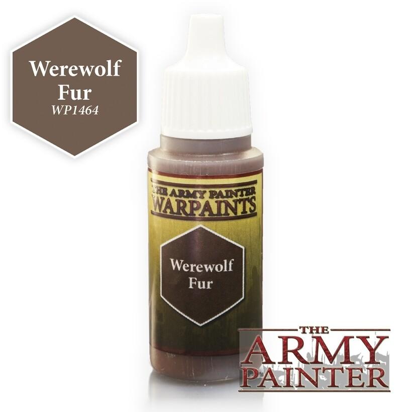 Werewolf Fur - Army Painter Warpaints