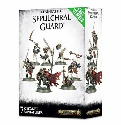 MO: Deathrattle-Grabwache - Legions of Nagash - Warhammer Age of Sigmar - Games Workshop