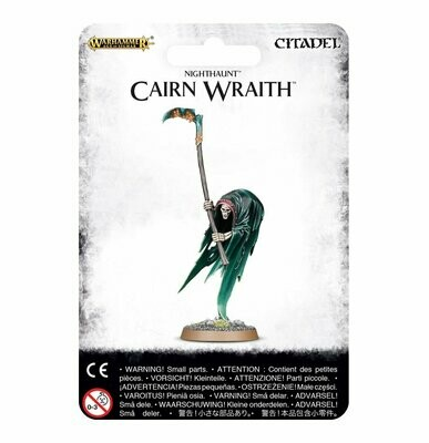Cairn Wraith - Nighthaunt - Legions of Nagash- Warhammer Age of Sigmar - Games Workshop