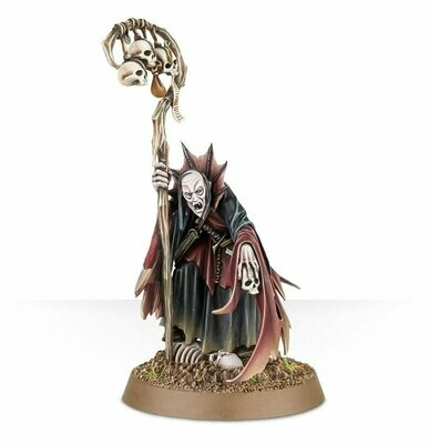 Necromancer - Legions of Nagash- Warhammer Age of Sigmar - Games Workshop