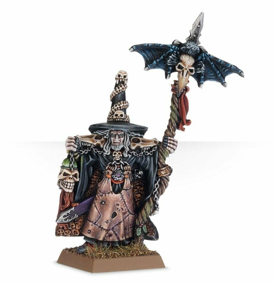 MO: Necromancer - Legions of Nagash - Warhammer Age of Sigmar - Games Workshop