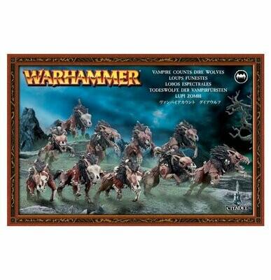 MO: Dire Wolves - Legions of Nagash - Warhammer Age of Sigmar - Games Workshop