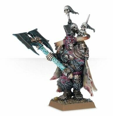MO: Wight King with Black Axe - Legions of Nagash - Warhammer Age of Sigmar - Games Workshop