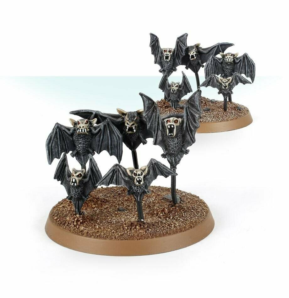 MO: Bat Swarm - Legions of Nagash - Warhammer Age of Sigmar - Games Workshop