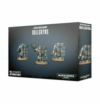 Bullgryns Astra Militarum- Warhammer 40.000 - Games Workshop