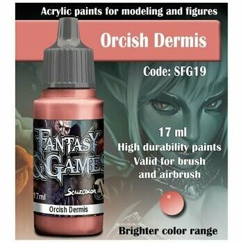Orcish Dermis - Scalecolor - Scale75