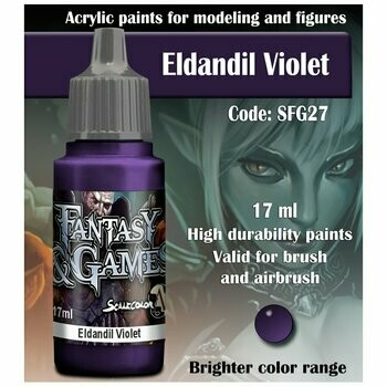 Eldandil Violet - Scalecolor - Scale75