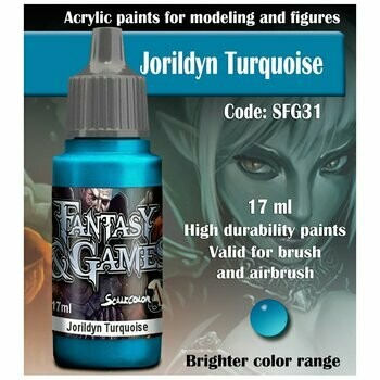 Jorildyn Turquoise - Scalecolor - Scale75