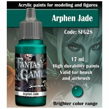 Arphen Jade - Scalecolor - Scale75