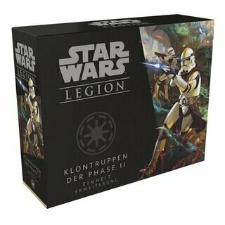 Star Wars: Legion – Klontruppen der Phase II - DE - Fantasy Flight Games