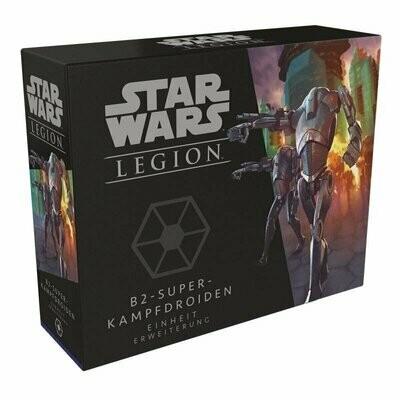 Star Wars™: Legion - B2-Superkampfdroiden - Expansion - DE/IT - Fantasy Flight Games