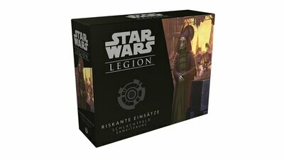 Star Wars: Legion - Riskante Einsätze (Schlachtfeld-Erweiterung) Vital Assets Battlefield - DE - Fantasy Flight Games