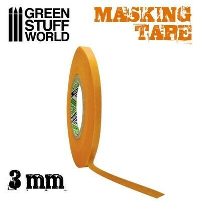 Abdeckband Masking Tape - 3mm