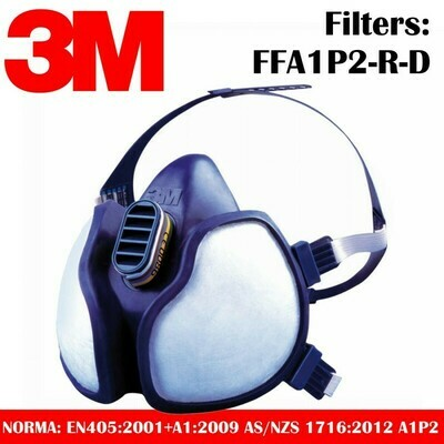 Atemschutzmaske Respiratory Mask - 3M - Greenstuff World