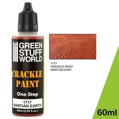 Crackle Paint Krakelierlack - Martian Earth 60ml - Greenstuff World