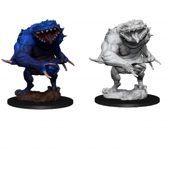 D&D Nolzur's Marvelous Miniatures - Blue Slaad