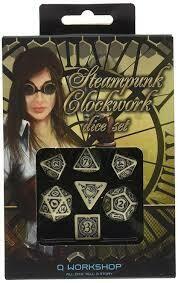 Steampunk Beige/Black (7) - Q-Workshop