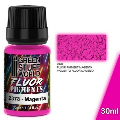 Pigment FLUOR MAGENTA- Greenstuff World