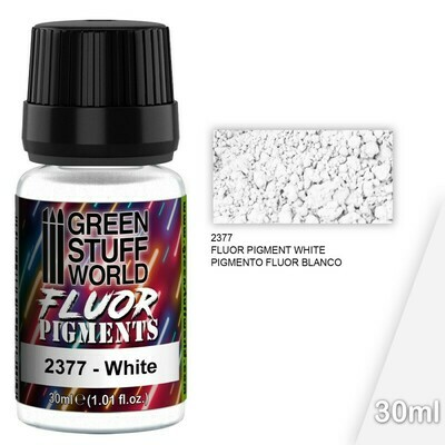 Pigment FLUOR WEISS - Greenstuff World