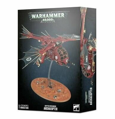 Archaeopter Stratoraptor Transvector Fusilave - Adeptus Mechanicus - Warhammer 40.000 - Games Workshop