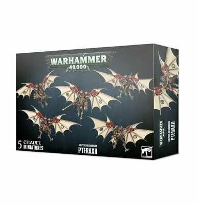 Pteraxii Sterylizors Skystalkers - Adeptus Mechanicus - Warhammer 40.000 - Games Workshop