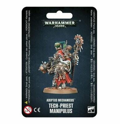Tech-Priest Manipulus - Adeptus Mechanicus - Warhammer 40.000 - Games Workshop