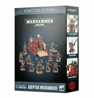 Start Collecting! Adeptus Mechanicus - Warhammer 40.000 - Games Workshop
