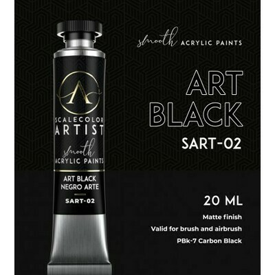 Scalecolor Artist - ART BLACK - Scale 75