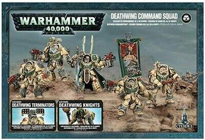 Deathwing Command Squad / Terminators / Knights - Warhammer 40.000 - Games Workshop