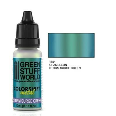 Chameleon STORM SURGE GREEN Colorshift - Greenstuff World