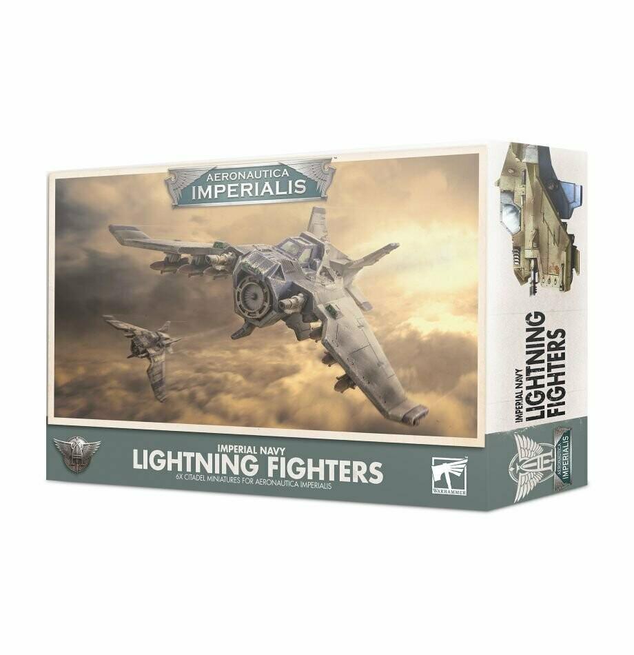 Aeronautica Imperialis: Lightning Fighters der Imperialen Kriegsflotte - Aeronautica Imperialis - Games Workshop