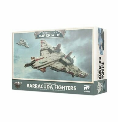 Aeronautica Imperialis: Barracuda Fighters der T'au-Luftkaste - Aeronautica Imperialis - Games Workshop