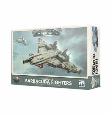 Aeronautica Imperialis: Barracuda Fighters der T'au-Luftkaste - Aeronautica Imperialis - Games Workshop