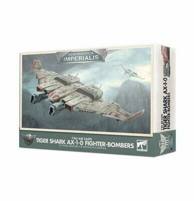 Tiger Shark AX 1-0 Fighter-BombersTiger Shark AX 1-0 Fighter-Bombers - Aeronautica Imperialis - Games Workshop