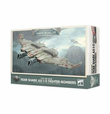 Tiger Shark AX 1-0 Fighter-BombersTiger Shark AX 1-0 Fighter-Bombers - Aeronautica Imperialis - Games Workshop