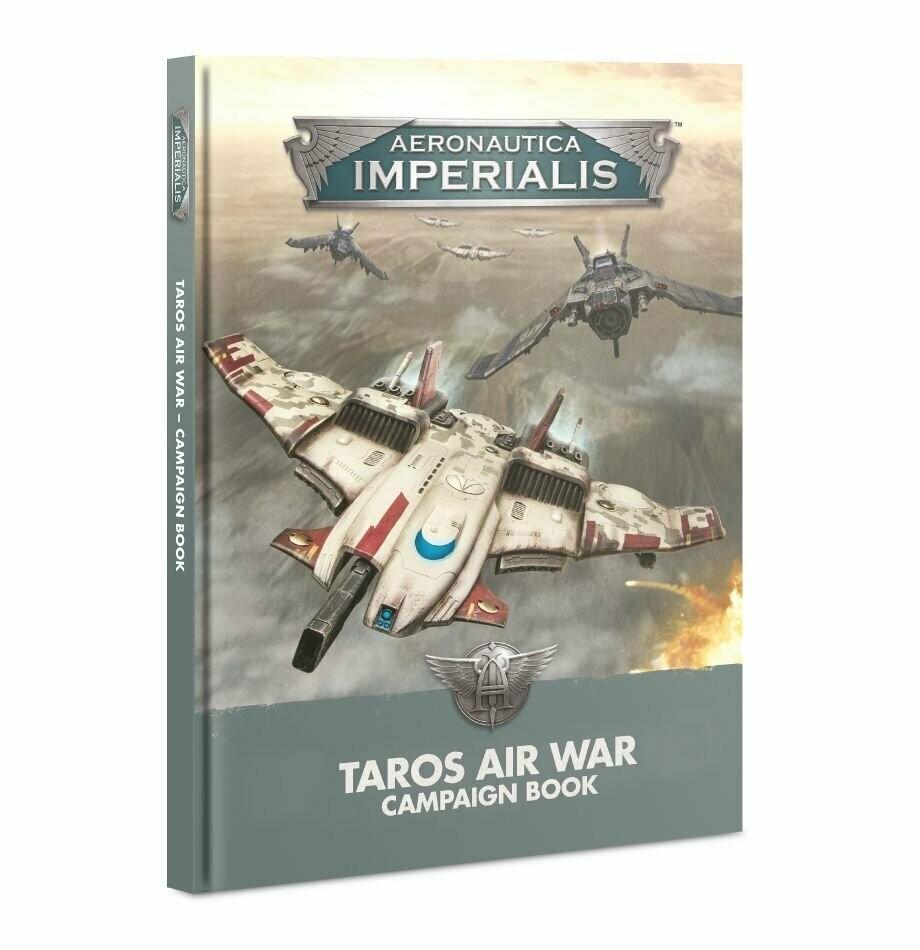 Aeronautica Imperialis: Taros Air War Campaign Book (Englisch) - Aeronautica Imperialis - Games Workshop