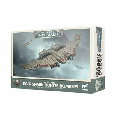 Aeronautica Imperialis: Tiger Shark Fighter-Bombers der T'au-Luftkaste - Aeronautica Imperialis - Games Workshop