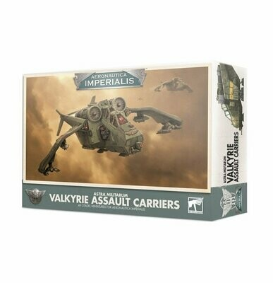 Aeronautica Imperialis: Valkyrie Assault Carriers - Aeronautica Imperialis - Games Workshop