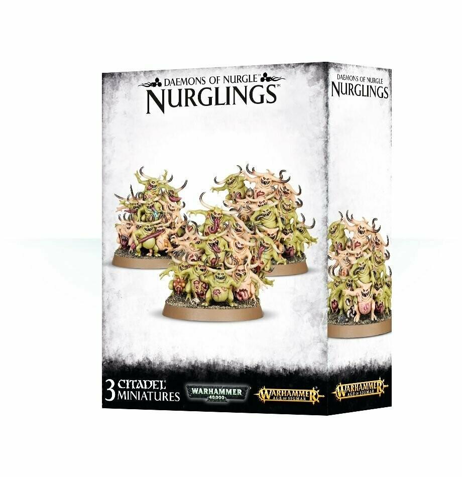 Nurglings - Warhammer 40.000 - Age of Sigmar - Games Workshop