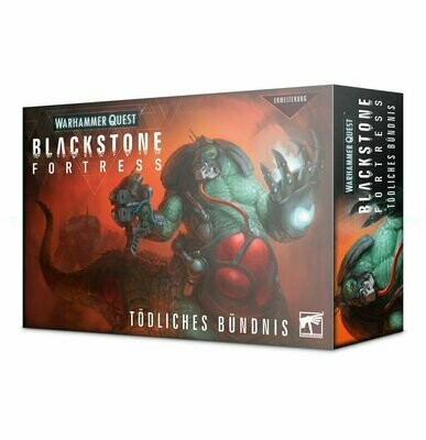 Warhammer Quest: Blackstone Fortress – Tödliches Bündnis - Warhammer 40.000 - Games Workshop