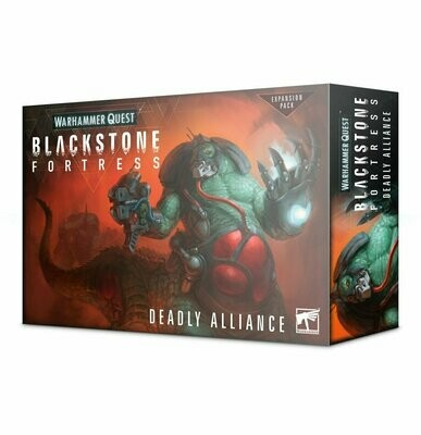 Warhammer Quest: Blackstone Fortress – Deadly Alliance (Englisch) - Warhammer 40.000 - Games Workshop