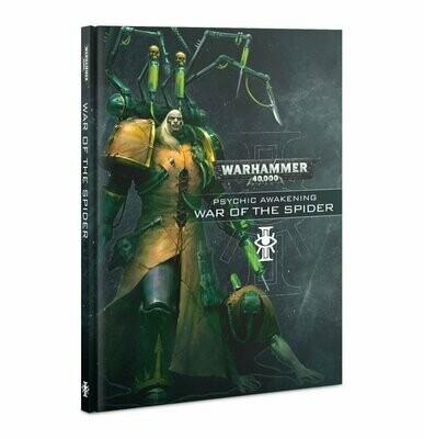 Psychic Awakening: War of the Spider (Englisch) - Warhammer 40.000 - Games Workshop