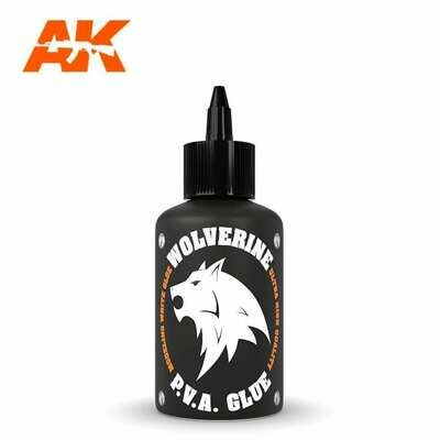 WOLVERINE P.V.A. GLUE 100ml- AK Interactive