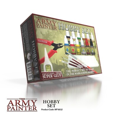 Hobby Set - Army Painter Warpaints