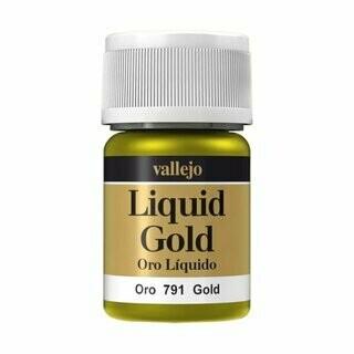 Liquid Gold - Gold 791 - Vallejo
