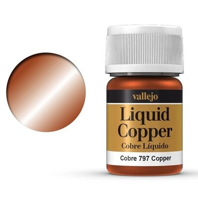 Liquid Copper - Red Gold 794 - Vallejo