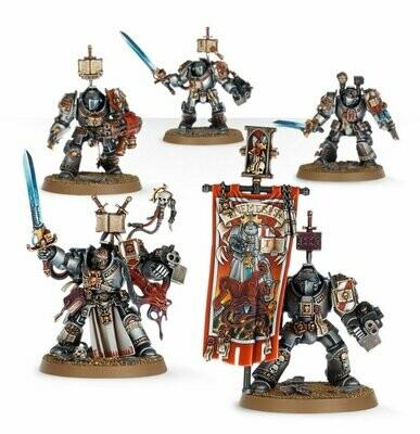 Grey Knights Paladin Squad - Warhammer 40.000 - Games Workshop
